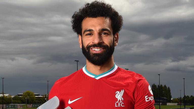 Феновете на Ливърпул избраха Мохамед Салах за №1