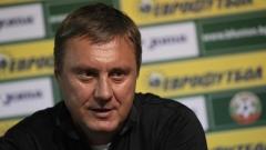 Хацкевич: Хубчев ме изненада с Делев, честита победа