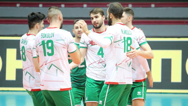 Волейболистите излизат срещу Израел в 19:00 часа