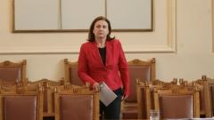 Не можеш да правиш кабинет с министри под наем, убеждава Бъчварова