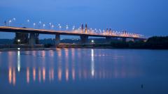 Удължават до ноември ремонта на Дунав мост при Русе