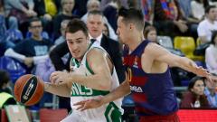Десета победа за Барселона в Евролигата