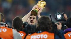 Икер Касияс е фаворит за президент на Испанския футбол