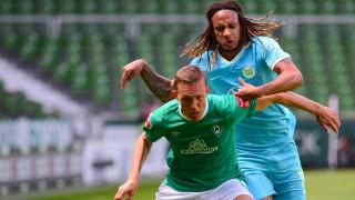 Вердер загуби важния мач с Волфсбург