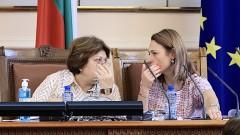 Гласуват само оттеглянето на Пламен Николов