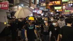 Шестима протестиращи арестувани в Хонконг