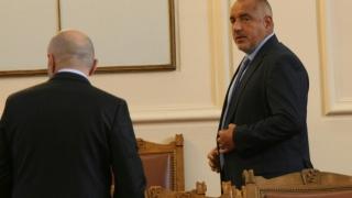 Борисов не иска да почерня допълнително отношенията ни с Русия