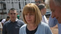 Фандъкова се ядосва на мантрите, че не инвестира в кварталите