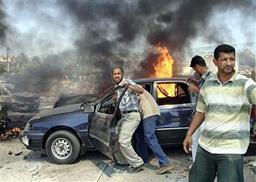 Взрив на кола-бомба уби 27 души в Ирак