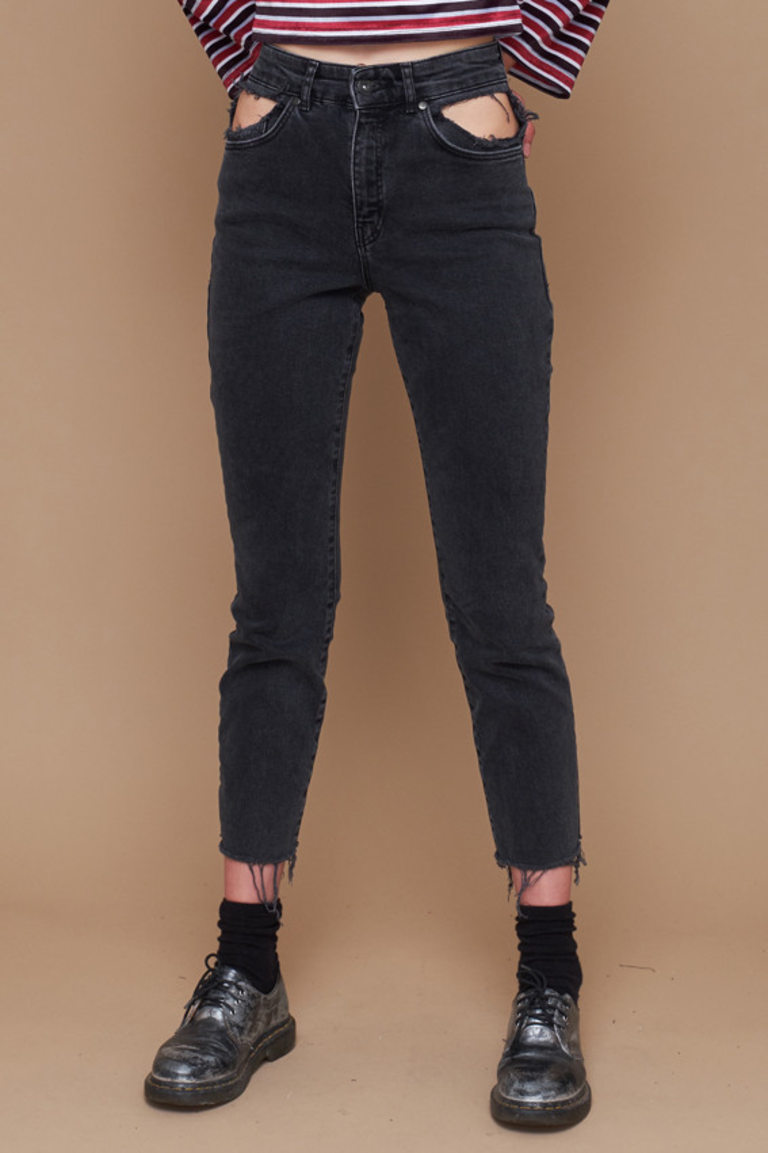 Модел POCKET MONEY JEAN – CHARCOAL