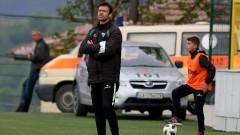 Росен Кирилов: Имаше какво да губим и футболистите не издържаха на напрежението