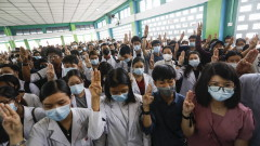 235 убити и 2330 арестувани от началото на преврата в Мианмар