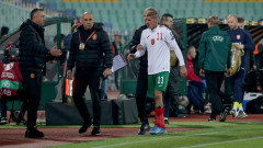 Кирил Десподов: Искам да помогна на България, но болката е нетърпима
