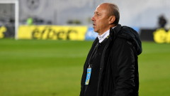 Илиан Илиев: Трябва ни време да оценим Базоло, търсим ляв защитник