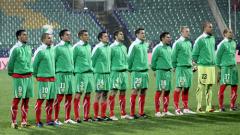 Националният ни отбор с нови екипи
