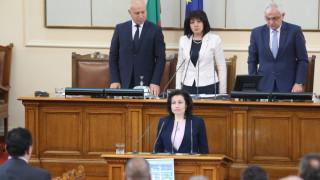Без дебати - Десислава Танева стана земеделски министър