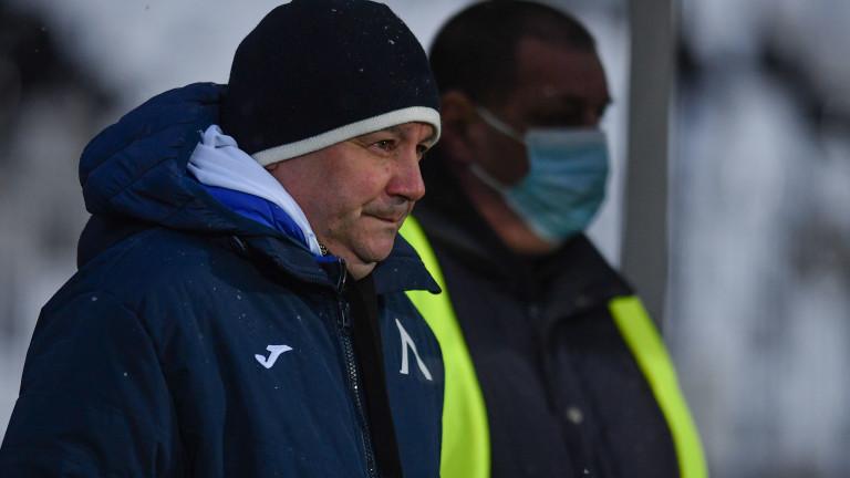 Славиша Стоянович скоро се завръща при Левски?