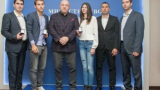 Министър Кралев награди медалистите от Европейското по таекуондо