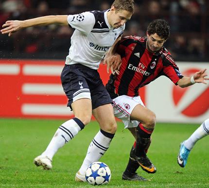 Тотнъм е фаворит срещу Милан - вижте защо