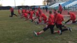 ЦСКА се крие до края на лагеруването в Гърция