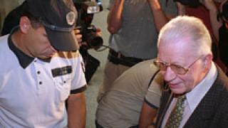 Разпитват Любен Гоцев за убийството на Стоев
