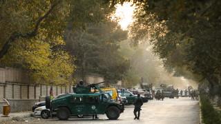 6-часова престрелка в Кабулския университет завърши с повече от 20 загинали