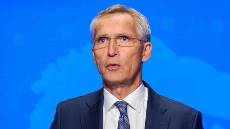 НАТО ще удари, ако талибаните приемат терористи