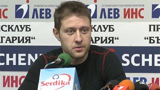 Манчев: Готов съм да вкарам в дебюта си за Локо