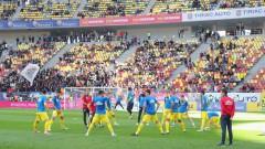 УЕФА наказа Румъния