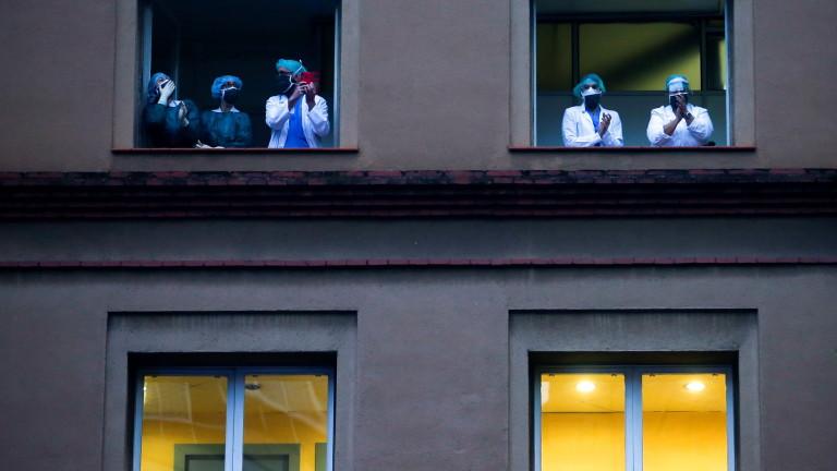 14,4 процента от общия брой потвърдени случаи на коронавирус в