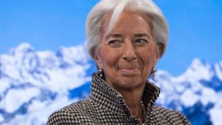 Комисия на ЕП одобри Кристин Лагард за шеф на ЕЦБ