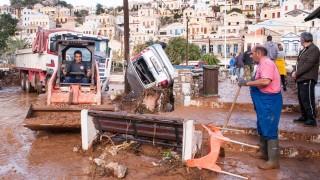 Чудовищни наводнения в Атина взеха най-малко 10 жертви