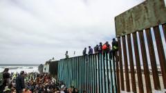 Тръмп обмисля блокиране на мигрантите от кервана от Латинска Америка
