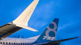 Boeing наема стотици временни служители, които да поддържат приземените самолети 737 Max