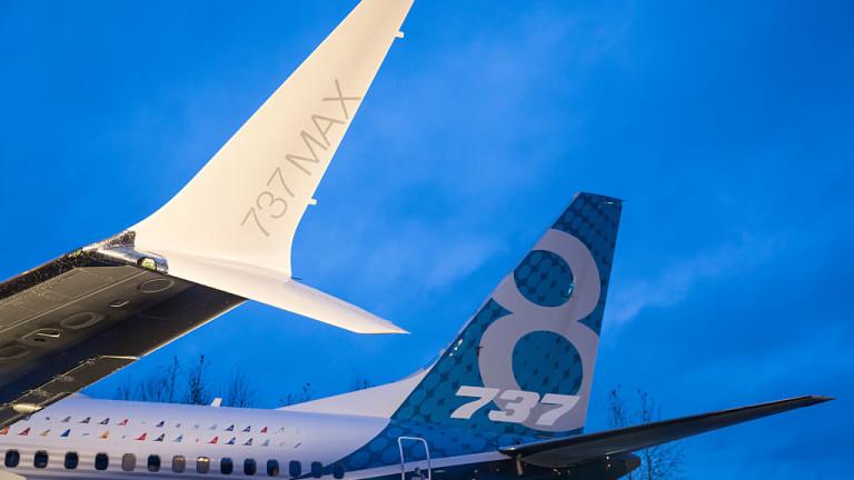 След $2,4 милиарда загуба Boeing се готви за по-големи от обявеното съкращения