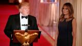Тръмп: Де Блазио е смешник, Ню Йорк го мрази