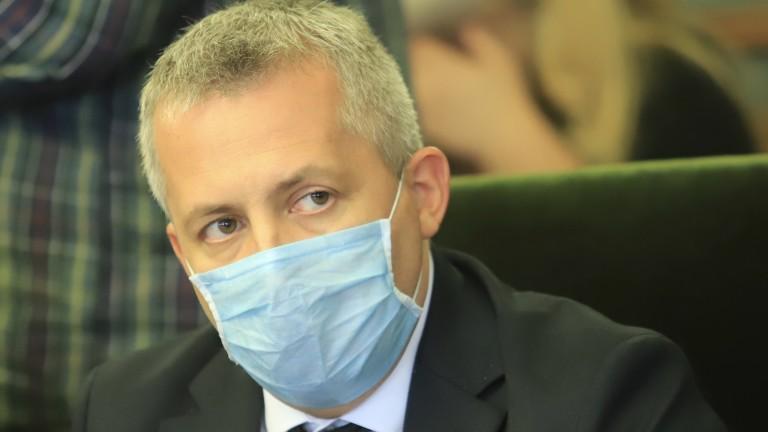 Николай Хаджиев вече не е шеф на националната полиция