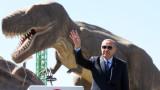 Ердоган отново показа на митинг кадри от стрелбата в Нова Зеландия