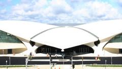 Изоставеният летищен терминал в Щатите, който се превърна в луксозен хотел