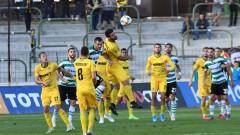 Черно море победи Ботев (Пд) с 2:0 след огромно предимство през второто полувреме