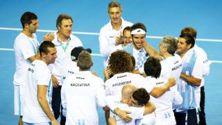Аржентина детронира Великобритания за Купа Дейвис Ще играе на финала с Хърватия