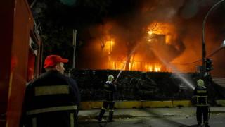 Повече от 100 души задържани при безредиците в Гърция