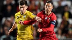 Завръщането на Кристиано Роналдо не помогна на Португалия