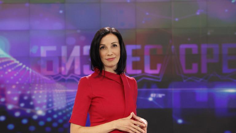 На 18 юни Таня Кръстева ще бъде модератор на петата