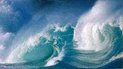 Цунами удари Нова Зеландия и Френска Полинезия