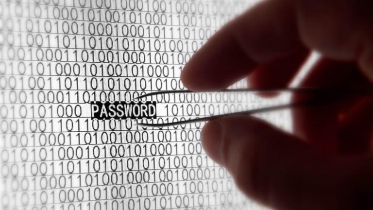 Това е най-често използваната и най-лесната парола в интернет