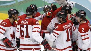 Канада се класира предсрочно за четвъртфиналите в Словакия