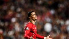 Португалия отново не победи, Роналдо сменен принудително