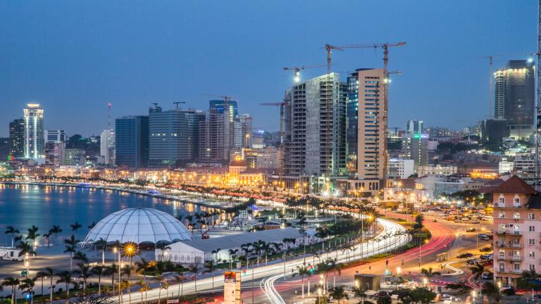 Определението за столицата на Ангола Луанда като най-скъп град за