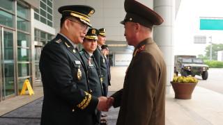 КНДР и Южна Корея обмислят изтегляне на артилерията и връщане на факса